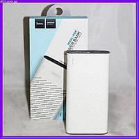 Внешний аккумулятор Power Bank Hoco B31 Rege 20000 mAh Original белый