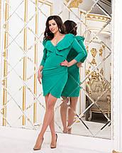 """Женское платье  с воланами """"Sindy""""  Распродажа, фото 3"""