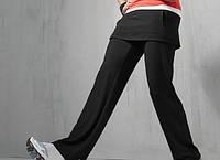 Брюки спортивные с юбкой 40р