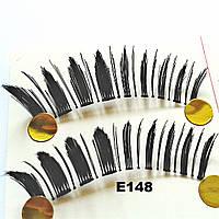 Ресницы-лучики по 10 пар (18 видов) 11, К краю, Широкие