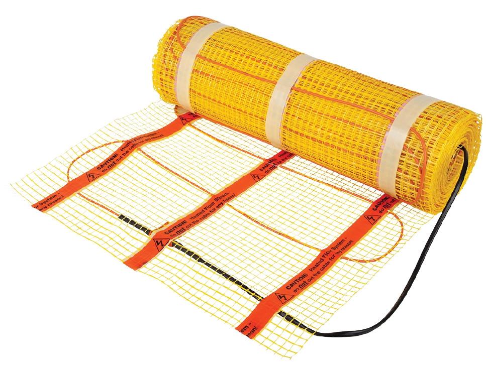 Heatcom Heating m. 150W/m² 6,0m²