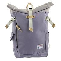 Рюкзак городской Smart Roll-top T-69 Lavender, для девочек, фиолетовый (557506)
