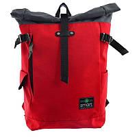 Рюкзак городской Smart Roll-top T-69 Red, красный (557514)