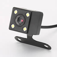 Автомобильная камера заднего вида с подсветкой для регистратора, магнитолы, навигатора
