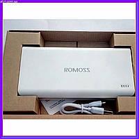 Внешний аккумулятор Power bank Romoss 20000 mAh