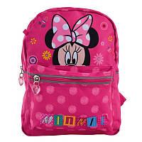 Рюкзак детский двухсторонний Yes K-32 Minnie, для девочек (556847)
