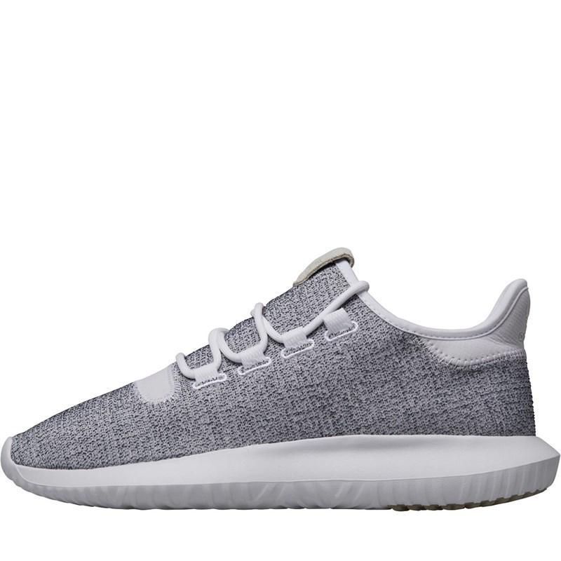 Мужские кроссовки Adidas Originals Tubular Shadow(CQ0928) серые оригинал