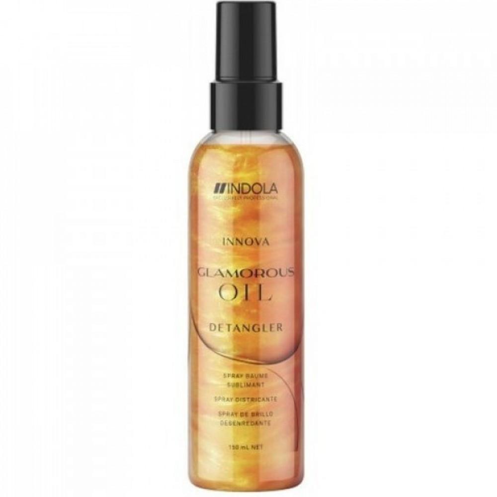 Спрей-кондиционер Indola Innova Glamorous Oil Shine Spray, 150 мл