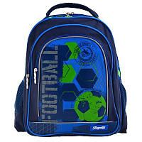 Рюкзак школьный 1 Вересня S-22 Football (556341), фото 1