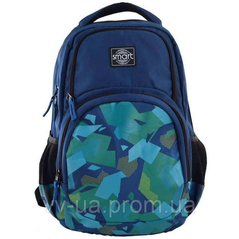 Рюкзак школьный Smart SG-26 Puzzle (557119)