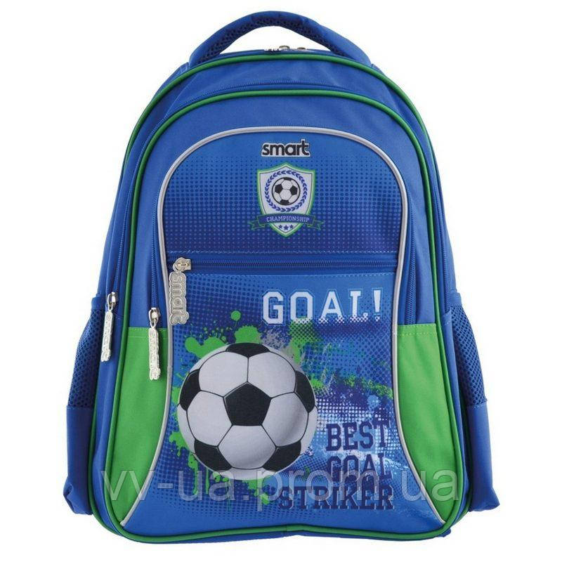 Рюкзак школьный Smart ZZ-03 Goal (556825)