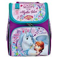 Рюкзак школьный каркасный 1 Вересня H-11 Sofia (556150), фото 1