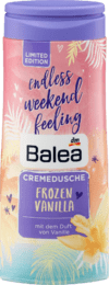 Гель для душа BALEA Cremedusche endless weekend feeling