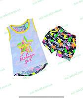 Летний костюм для девочки камуфляж,одежда для девочек,интернет магазин,комсомольский детский трикотаж,кулир