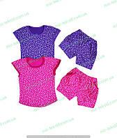 Одежда для девочек,летний костюм для девочки с шортами,комсомольский детский трикотаж,интернет магазин,кулир