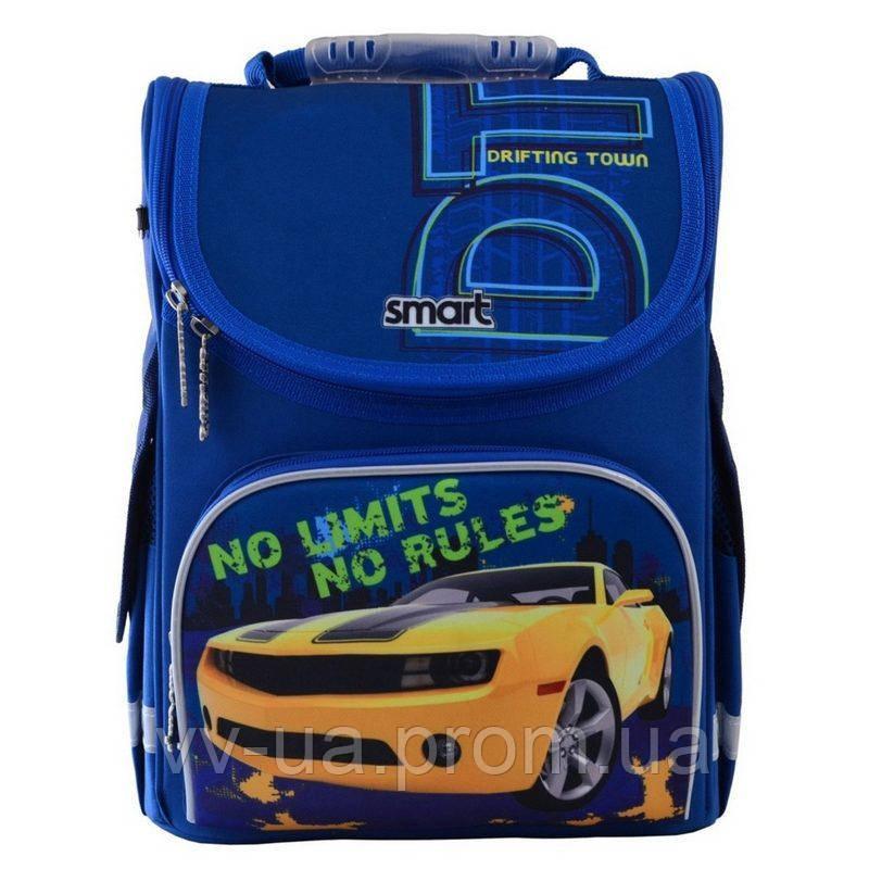 Рюкзак школьный каркасный Smart PG-11 No Limits (555989)