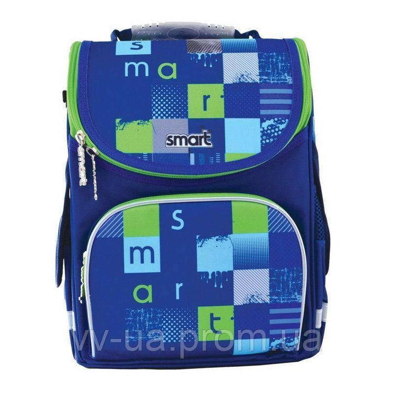 Рюкзак школьный каркасный Smart PG-11 Smart Style (556004)