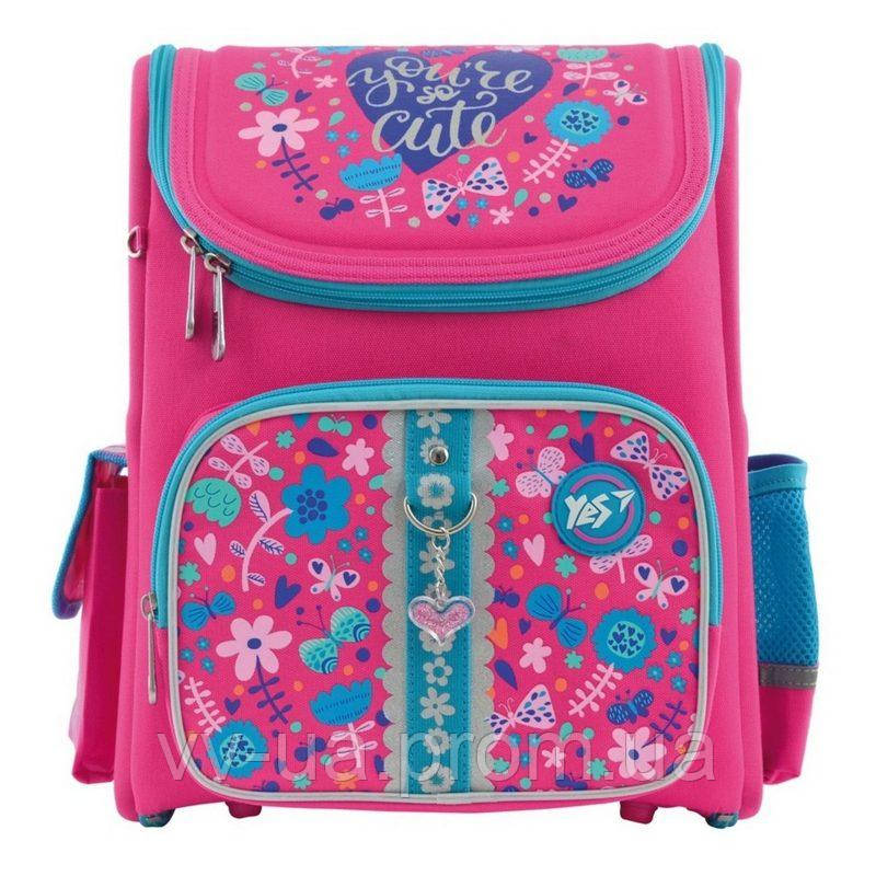 Рюкзак школьный трансформер Yes H-17 Cute (556325)