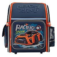 Рюкзак школьный каркасный Yes H-18 Racing (556321), фото 1