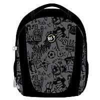 Рюкзак школьный каркасный Yes H-28 Funny monster (557732)