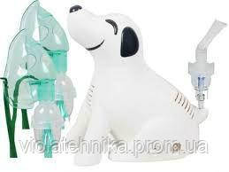 Ингалятор TURBO-DOGGY 2 маски для взрослых и детей, фото 2