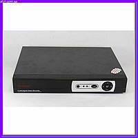 Видеорегистратор домашний на 4 камеры DVR 6104V для видеонаблюдения