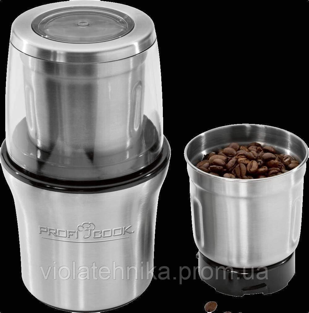 Кофемолка PROFICOOK PC-KSW 1021 2 в 1