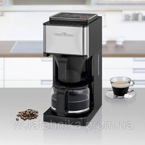Кофеварка PROFICOOK PC-KA 1138 Гарантия 3 ГОДА, фото 2