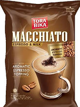 Кофейный напиток Капучино Tora Bika Macchiato Espresso&Milk, 25 гр х 20 шт