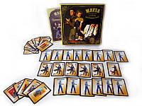 Настольнаяигра Мафия, карточная игра для компании или всей семьи, Украина Ранок12120004Р