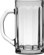 Кружка пивная стеклянная 500 мл UniGlass Nicol Beer