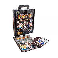 Настольнаяигра Мафия, карточная психологическая игра для компании или всей семьи, Украина Стратег00314