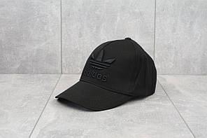 Кепка бейсболка Adidas (черный)