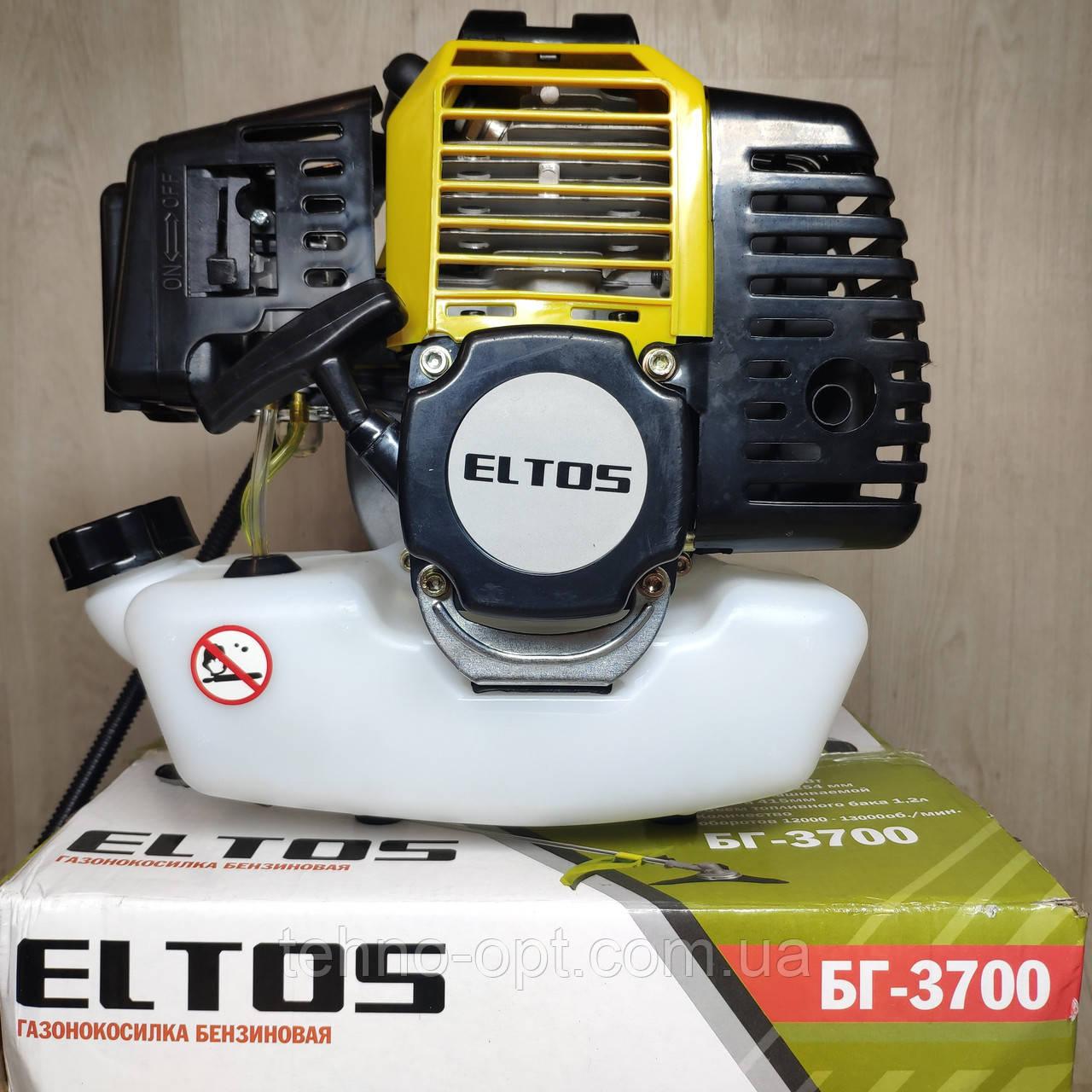 Бензокоса Eltos БГ-3700 мотокоса