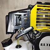 Бензокоса Eltos БГ-3700 мотокоса, фото 8