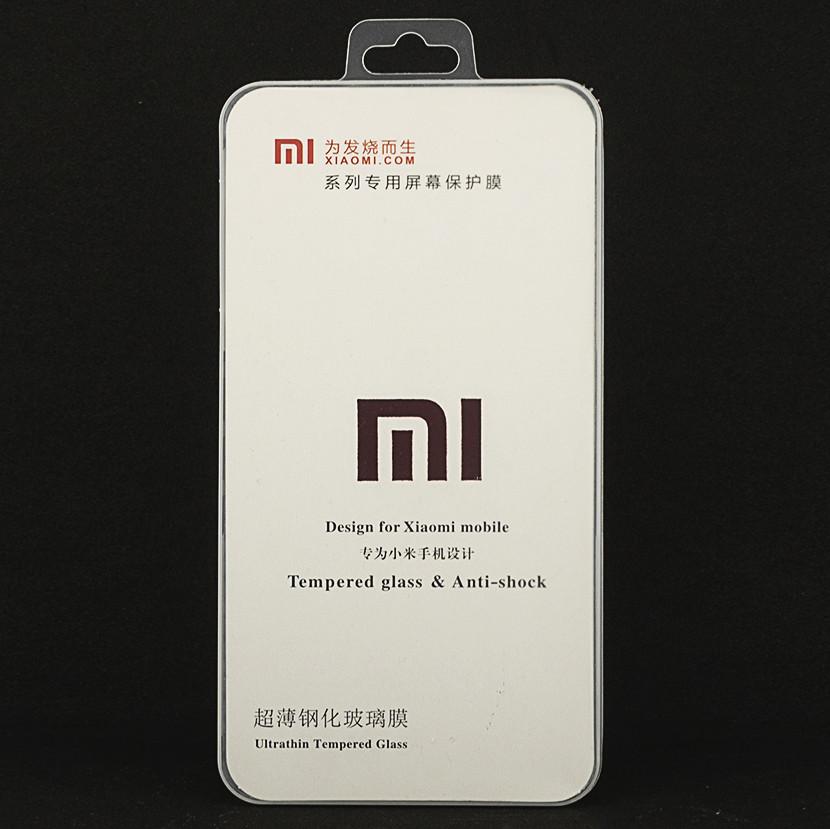 Защитное стекло для Xiaomi Redmi Note 5 Pro / Note 5 Global полноэкранное белое Box