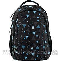 Рюкзак подростковый GoPack GO19-133M-2, фото 3