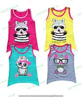 Майка для девочки,детская одежда,интернет магазин,футболки и майки для девочек,комсомольский детский трикотаж