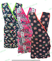 Халат женский на запах летний,комсомольский трикотаж от производителя,интернет магазин,женская одежда,кулир