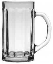 Кружка пивная стеклянная 400 мл UniGlass Nicol Beer