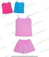 Пижама женская с шортами,комсомольский женский трикотаж,женская одежда от производителя,интернет магазин,кулир