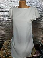 Стильное летнее платье женское