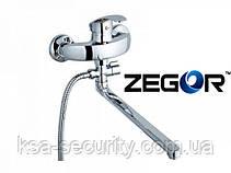 Смеситель для ванны ZEGOR EYB-А135 (Зегор), фото 3