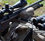 Стрелковый упор Eberlestock Pack Mounted Shooting Rest, Coyote Brown, фото 2