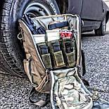 Рюкзак Eberlestock Little Trick Backpack, Grey/Green, фото 4