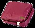 Органайзер кейс для косметики дорожный Красный, розовый, фото 8