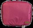 Органайзер кейс для косметики дорожный Красный, розовый, фото 7