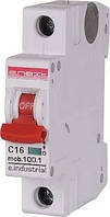 Автоматический  выключатель  e.mcb.stand.45.1.C6 1р 6А C 4.5 кА, фото 1