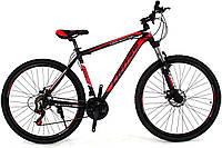 Горный алюминиевый велосипед Cross Hunter 27.5 (2019) new