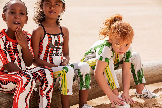 Детская одежда Adidas, Reebok